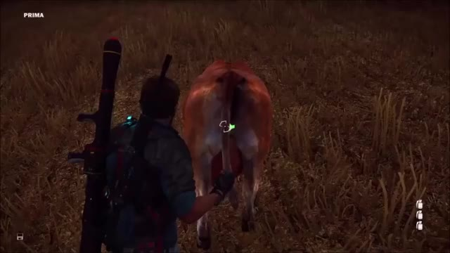 Watch and share Karma Cow (Just Cause 3) GIFs on Gfycat