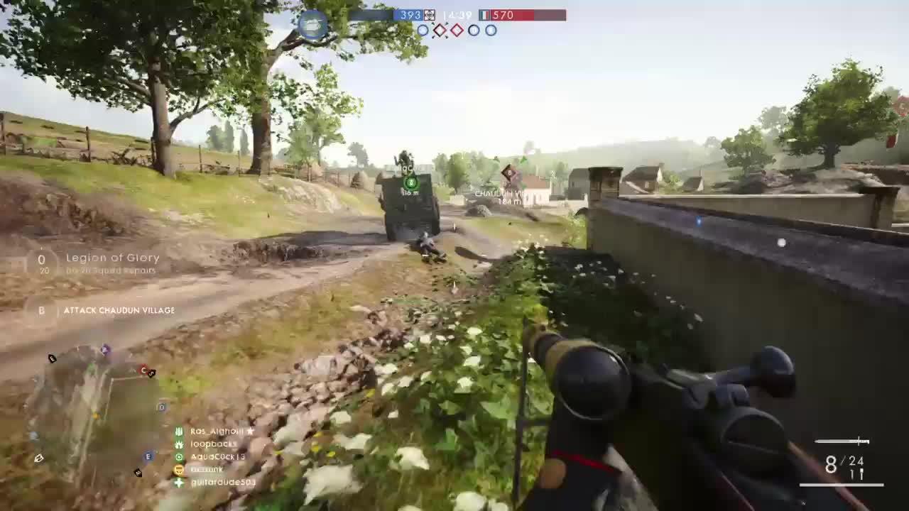battlefield_one, ps4share, sony interactive entertainment, Battlefield™ 1_20170616232641 GIFs
