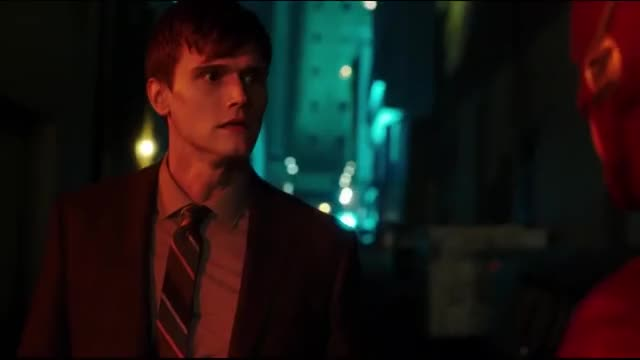 Watch and share Ralph Helps Barry To Save Joe -The Flash 4x04 GIFs on Gfycat