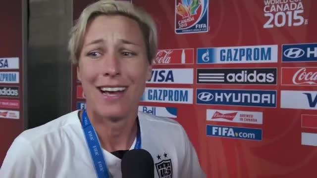 Watch It's insane abby wambach GIF by @futfem on Gfycat. Discover more related GIFs on Gfycat