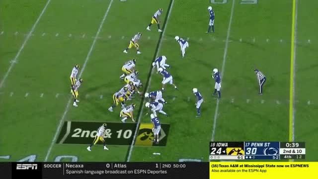 Watch and share Hock6 (GREAT EFFORT TJ Toe-Tap On The Sideline) GIFs by Ryan on Gfycat