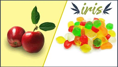 Watch and share Apple Cider Vinegar Gummies GIFs by irisgummies on Gfycat