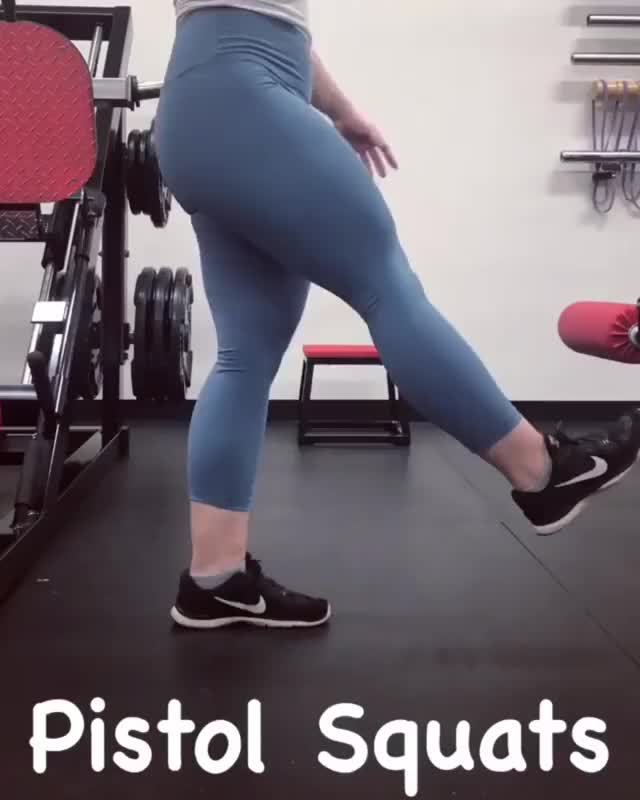 Watch Almost fell over on pretty much every rep lol GIF by Megan von Kolnitz (@meganvonkolnitz) on Gfycat. Discover more fitness, girl, gym, lifting, sports, squats, sweaty GIFs on Gfycat