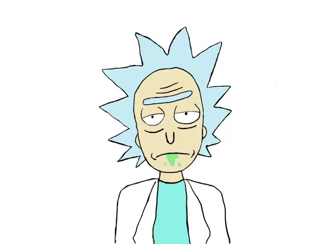 Watch and share Rick Sanchez Time Lapse GIFs by iisdmitch on Gfycat