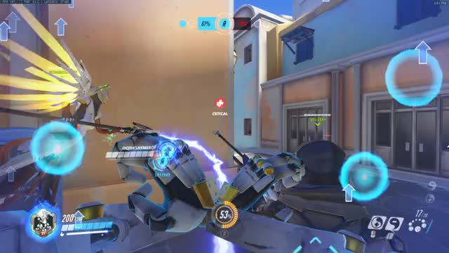 Watch and share Overwatch GIFs by mayushie on Gfycat