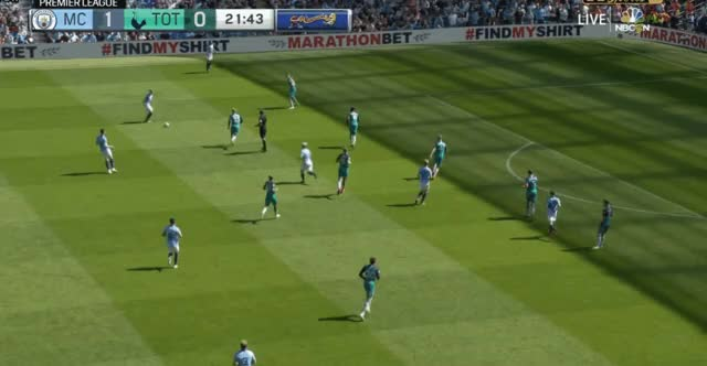 Watch and share Zinchenko Short Pass Vs Tottenham 18-19 GIFs by FIFPRO Stats on Gfycat