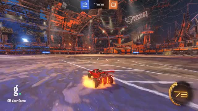 Watch Goal 3: Jeb GIF by Gif Your Game (@gifyourgame) on Gfycat. Discover more Gif Your Game, GifYourGame, Goal, Jeb, Rocket League, RocketLeague GIFs on Gfycat