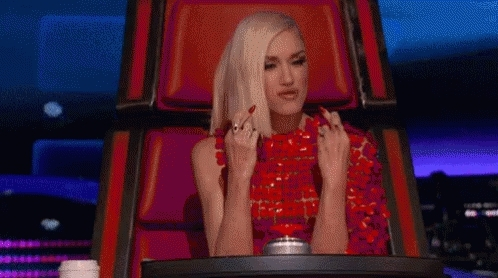 fingers crossed, gwen stefani, fingers crosse GIFs