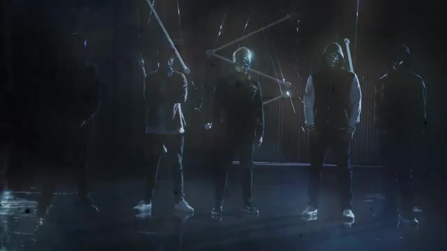 Watch and share Hollywood Undead - We Own The Night GIFs on Gfycat