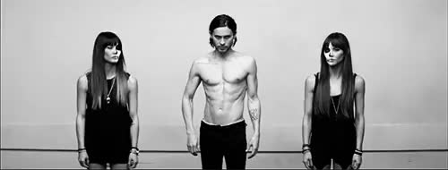 Watch DREAMS GIF on Gfycat. Discover more 30 Seconds To Mars, 30 stm, 30stm, Black and White, LLF+D, LOVE LUST FAITH + DREAMS, Notes from the Outernet, alternative, art, b&w, b&w blog, b&w photography, band, bartholomew cubbins, gif, hot, jared leto 30stm, jl, love lust tour, mars, men, music, nfto, rock, shanimal, shannon leto, tomo milicevic, tomo miličević, up in the air, vyrt GIFs on Gfycat