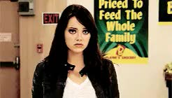 Watch and share Emma Stone GIFs and Zombieland GIFs on Gfycat