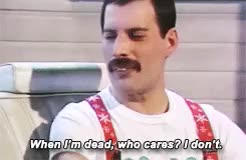 Watch and share Freddie Mercury GIFs and 100notes GIFs on Gfycat