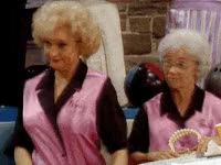 Watch and share Golden Girls, Betty White GIFs on Gfycat