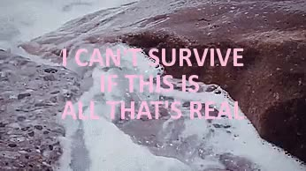 Watch and share Lana Del Rey Lyrics GIFs and High By The Beach GIFs on Gfycat