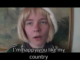 Watch Ask Switzerland GIF on Gfycat. Discover more aph switzerland, as in the mountains, ask, but it's a little selfabsorbed to be overwhelmed by your own looks, but oh well, cosplayswitzerlandaskblog, hetalia switzerland, how different he treats tourists GIFs on Gfycat