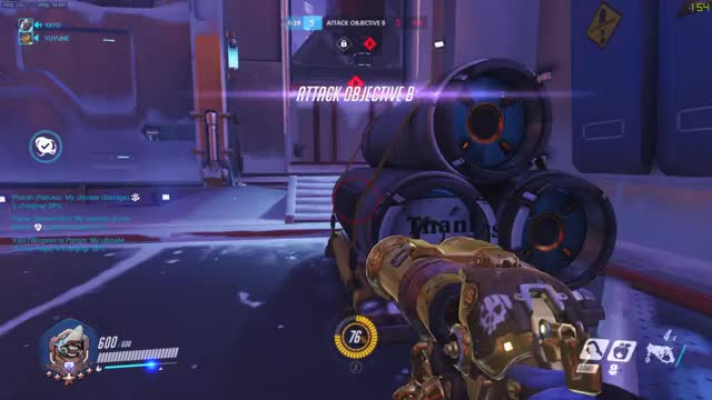 Watch and share Highlight GIFs and Overwatch GIFs by Oxy on Gfycat