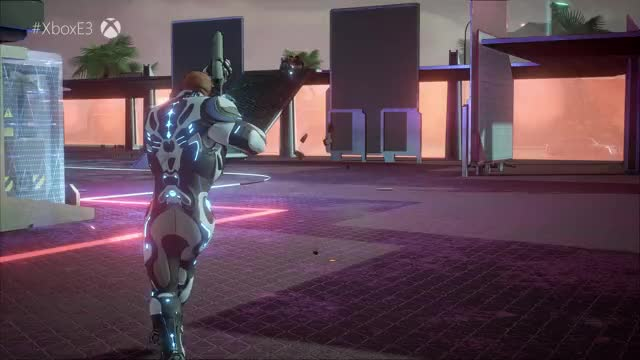 Watch E3 Crackdown3 GIF on Gfycat. Discover more related GIFs on Gfycat