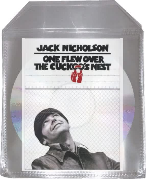 Watch and share One Flew Over The Cuckoo's Nest GIFs by ricks on Gfycat