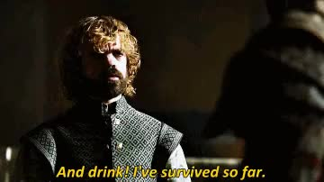 Watch and share George Rr Martin GIFs and Tyrion Lannister GIFs on Gfycat