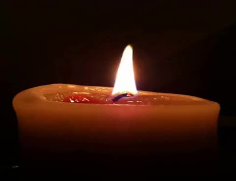 Watch and share Burning Candle Meditation GIFs on Gfycat