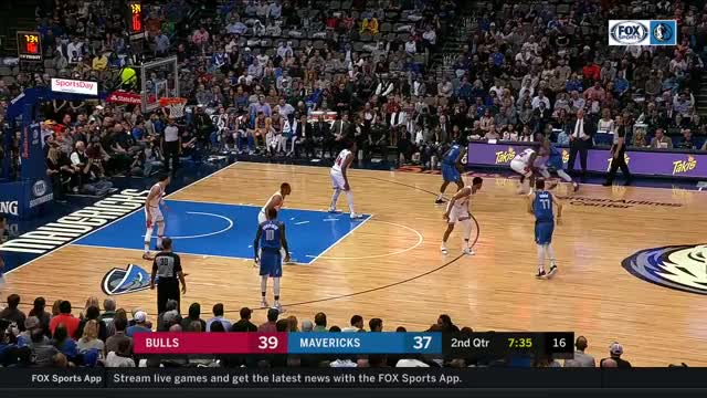 Watch NBA.2018.10.22.CHI@DAL GIF on Gfycat. Discover more Chicago Bulls, Dallas Mavericks, basketball GIFs on Gfycat