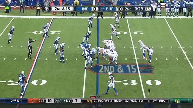 Watch Karlos Williams 'straight outta nowhere' touchdown run (reddit) GIF by @preggit on Gfycat. Discover more buffalobills GIFs on Gfycat