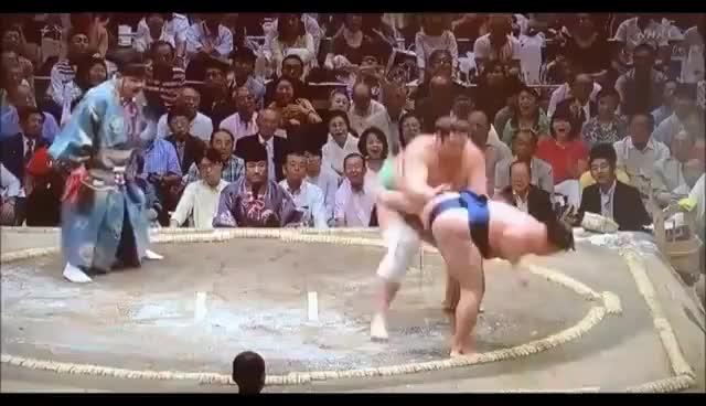 大相撲夏場所