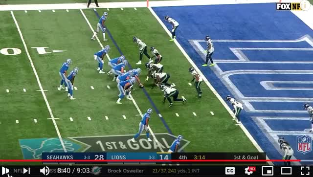 Watch Lions Seahawks GIF on Gfycat. Discover more Detroit Lions, Seattle Seahawks, football GIFs on Gfycat