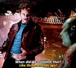 Watch and share Peter Quill GIFs and Marveledit GIFs on Gfycat