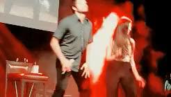 Watch  I love Misha Collins appreciation day GIF on Gfycat. Discover more epilepsy tw, epilepsy warning, misha collins, mishaedit, mygifs, spncastedit GIFs on Gfycat