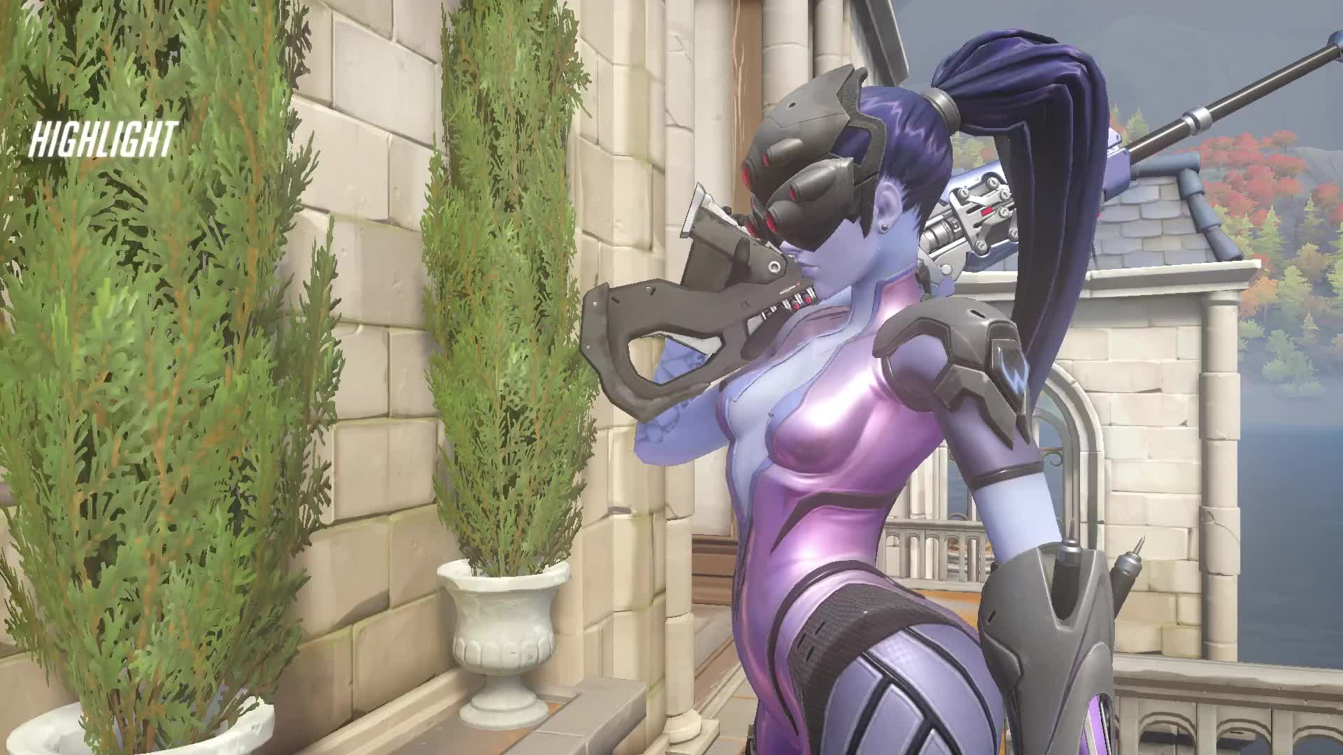 highlight, overwatch, Meh double dink GIFs