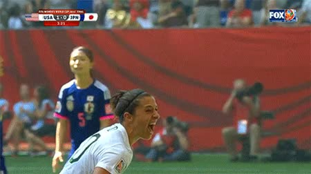 Watch and share Women's World Cup GIFs and Carli Lloyd GIFs on Gfycat