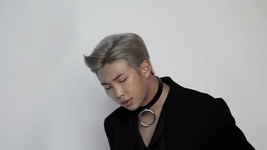 Watch Namjoon 8 GIF by 하지마.. (@parkonjimin) on Gfycat. Discover more bts, celebs, hot, kim nam-joon, kpop, namjoon, rap monster, rm, sexy GIFs on Gfycat