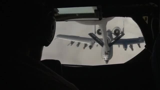 Watch A-10 refueling over Syria (reddit) GIF on Gfycat. Discover more MilitaryGfys, militarygfys GIFs on Gfycat