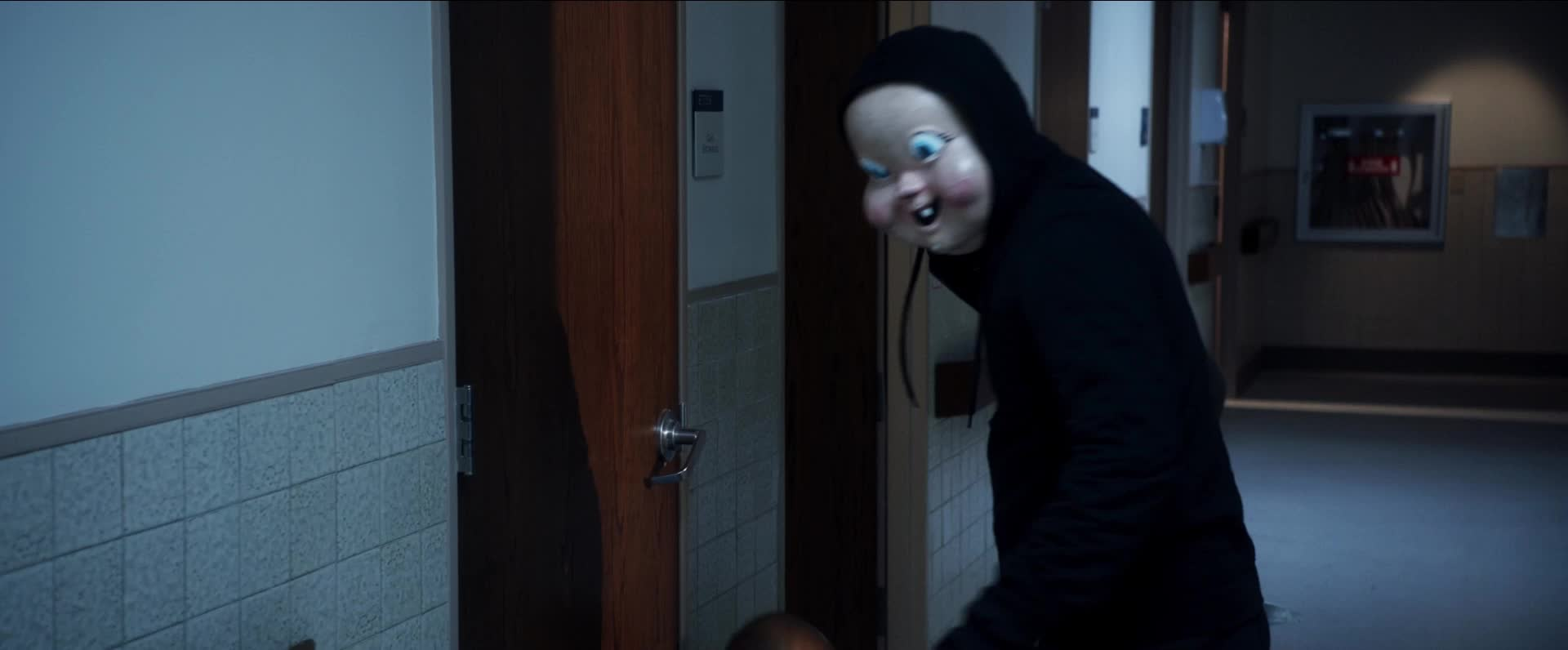 baby face, baby face killer, baby face mask, babyface, babyface killer, creepy, happy death day, happy death day 2, happy death day 2u, happy death day movie, happydeathday, hdd, hdd2u, horror, scared, scary, surprise, Baby Mask Surprise GIFs