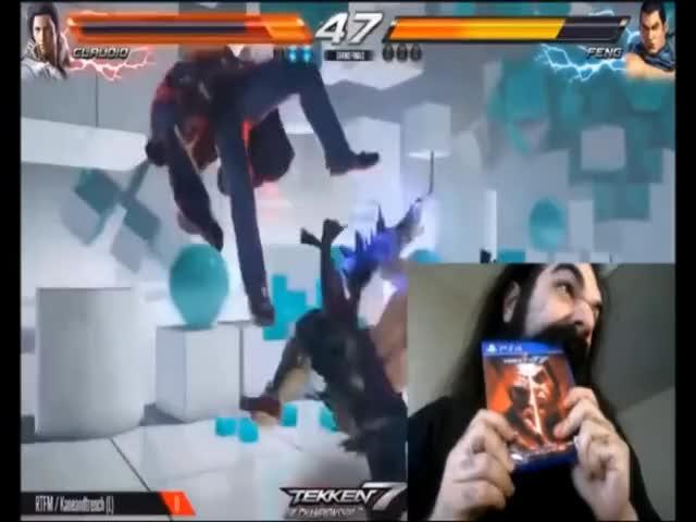 Tekken 7 is awesome