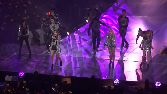 YG Family Concert in Singapore 2014 - 2NE1 Come Back Home (reddit