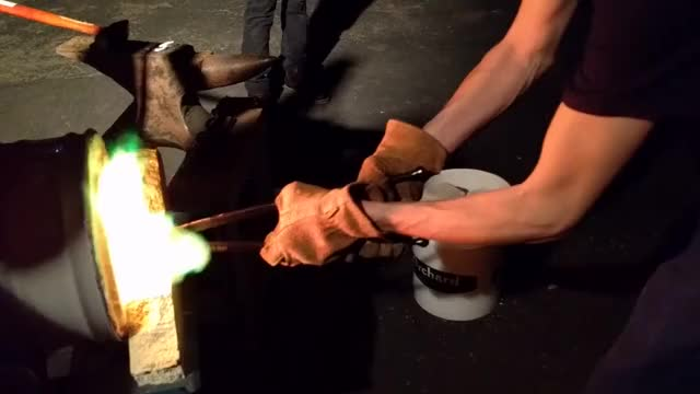 Watch and share Copper Casting GIFs by SBHX on Gfycat