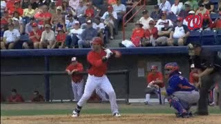 Watch and share Bryce Harper ST 2014 GIFs by RD Database on Gfycat