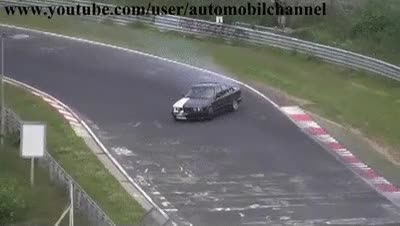 Watch and share BMW E34 M5 Nordschleife GIFs on Gfycat