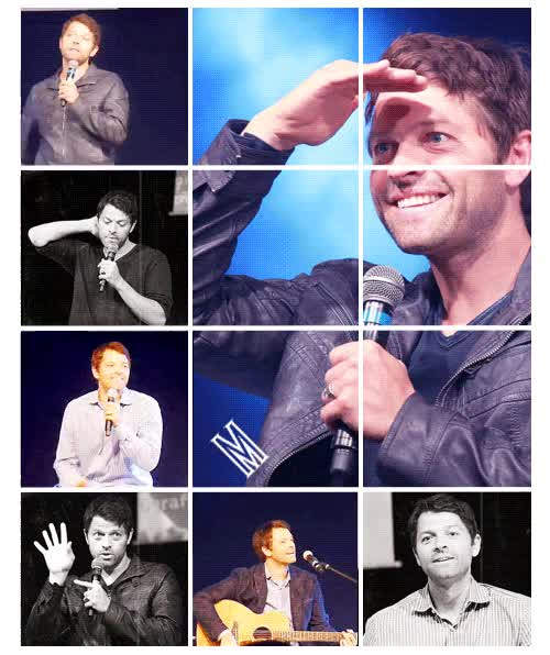 Watch Misha Collins, JIBCon6 (2015) (series) GIF on Gfycat. Discover more 1k, cons, jibcon, jibcon6, mine, misha collins, my gifs, myedits, myspncastcon, spn cast GIFs on Gfycat