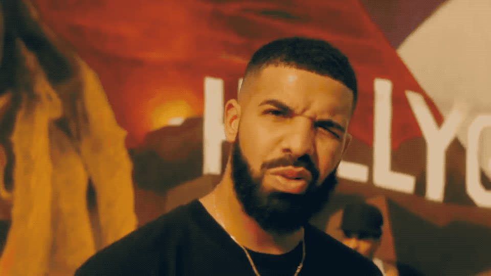 awesome, blush, cute, drake, embarrassed, excited, feelings, great, happy, in, my, new, nice, polite, proud, silver, smile, song, sweet, teeth, Drake - In my feelings GIFs