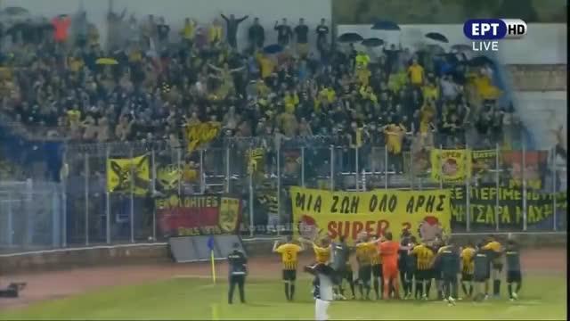 Λαμία - Άρης 0-3 Στιγμιότυπα & Δηλώσεις | Super League 1η αγ. {27.8.2018}