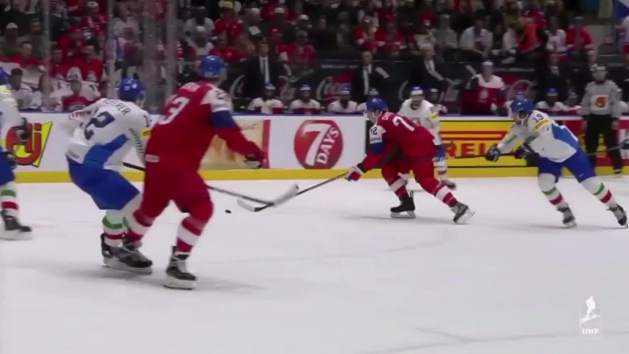 Dmitrij Jaskin goal World Championship GIFs