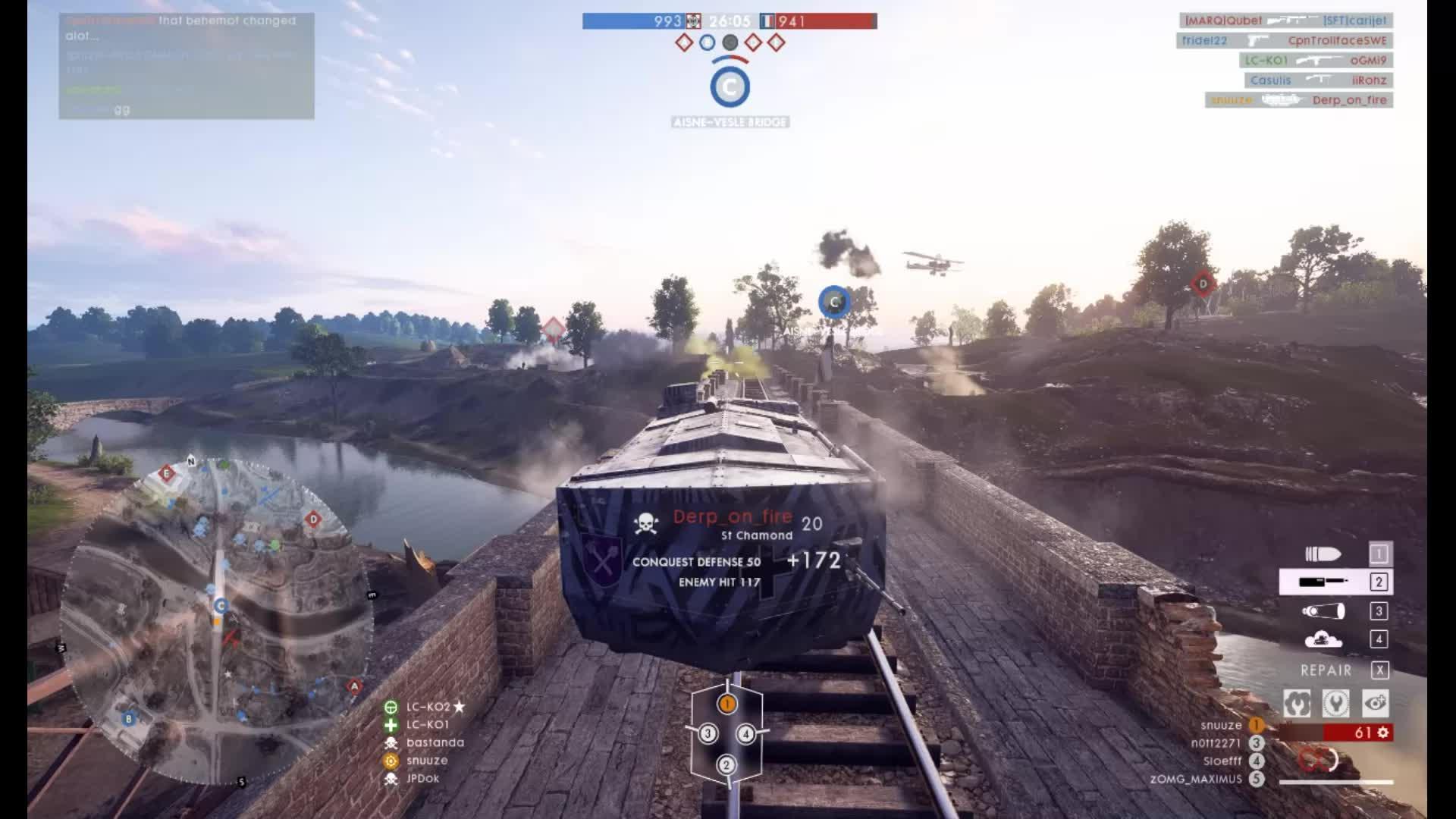 battlefield1, Battlefield 1 2018.06.19 - 15.53.14.03.DVR There's no Charlie WEBM test2 GIFs
