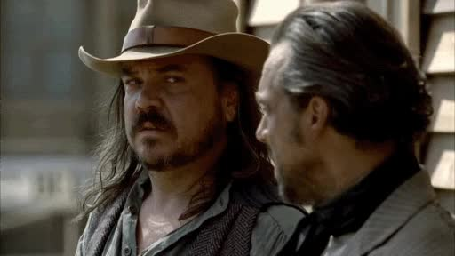 Watch and share Deadwood GIFs on Gfycat