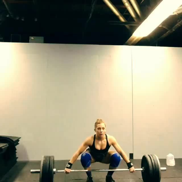fitandnatural, [gif] Weightlifter Darian Sperry (reddit) GIFs