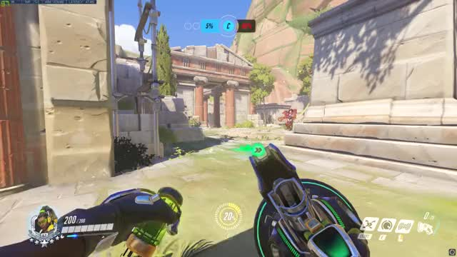 Watch and share Overwatch GIFs by nfb6297 on Gfycat