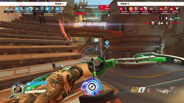 Watch and share Overwatch 2020-04-21 00-42-23 GIFs by lazywolfy on Gfycat