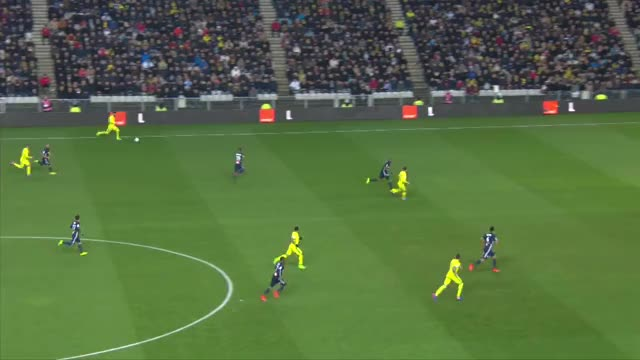 Watch FC Nantes - Olympique de Marseille (3-2) - Highlights - (FCN - OM) / 2016-17 GIF on Gfycat. Discover more fc nantes olympique de marseille, fcn om, nantes marseille GIFs on Gfycat